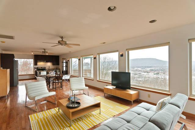 "Living room - ""City Overlook & Hideaway"" above downtown Chatta - Chattanooga - rentals"