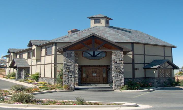 Entrance for the Caesar Augustus Unit. - Henley Manor I- Caesar Augustus - Cedar City - rentals