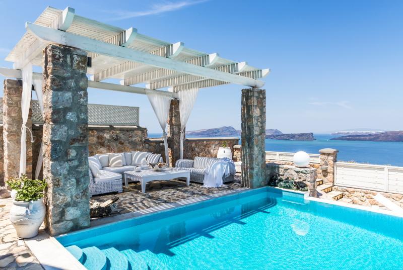 Michaela, 5 bedroom luxury villa with private pool - Image 1 - Akrotiri - rentals