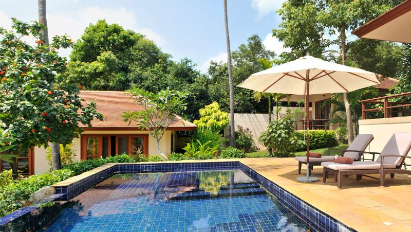 Villa 51 - Walk to beach (2 BR option) continental breakfast included - Image 1 - Choeng Mon - rentals