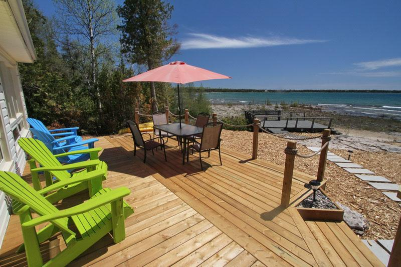 Sunset & Breezes cottage (#271) - Image 1 - Tobermory - rentals