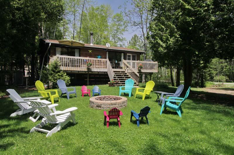 Unwind Inn cottage (#573) - Image 1 - Sauble Beach - rentals