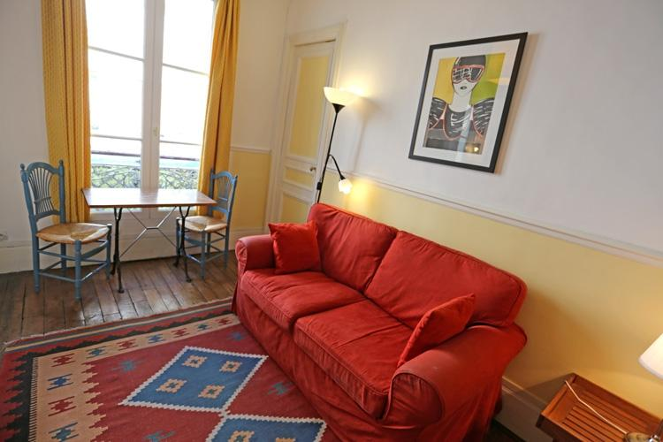 Apartment Mignon holiday vacation apartment rental france, paris, 4th arrondissement, marais quarter district, air conditioning, short te - Image 1 - Paris - rentals