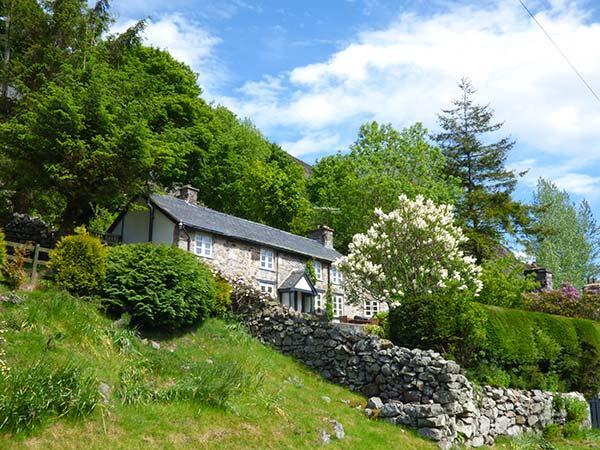 HAULFRYN, pet-friendly cottage with en-suite, woodburners, mountain views, Llangynog, Ref 918906 - Image 1 - Llanrhaeadr ym Mochnant - rentals