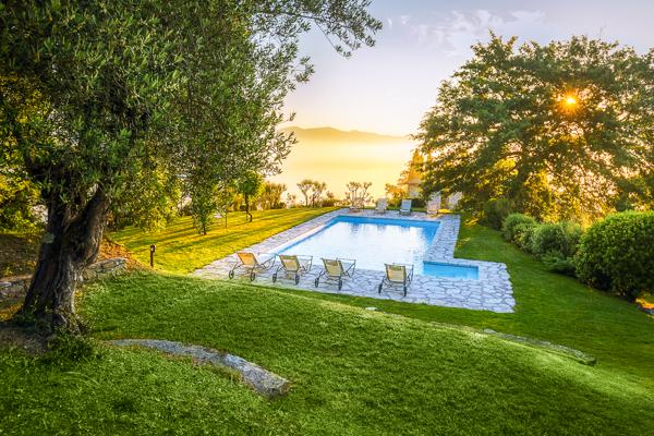 Merely a few kilometers from Tuscany, this large stone farmhouse and annex make each villa a private hideaway. HII ADA - Image 1 - Umbria - rentals