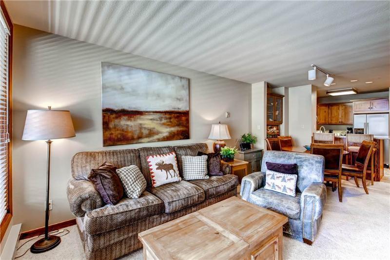 Trappeurs Ldg 1207 - Image 1 - Steamboat Springs - rentals
