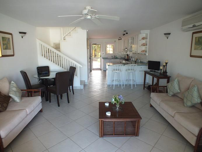 Villa 245C, South Finger, Jolly Harbour, Antigua - Image 1 - Jolly Harbour - rentals
