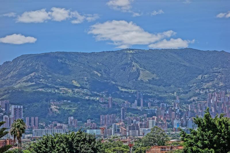 Medellin Dream Views 0021 - Image 1 - Medellin - rentals