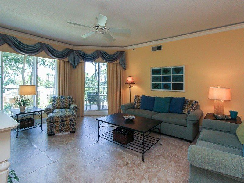 106 Windsor Place - Spacious 2 bedroom Palmetto Dunes Vacation Rental - 106 Windsor Place - Hilton Head - rentals