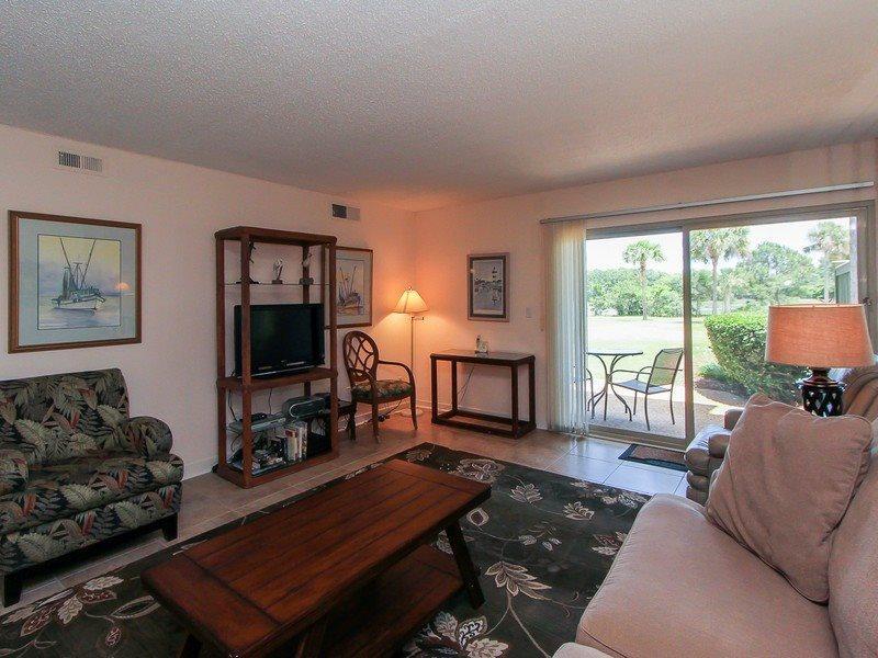 1723 Bluff Villa - Image 1 - Hilton Head - rentals
