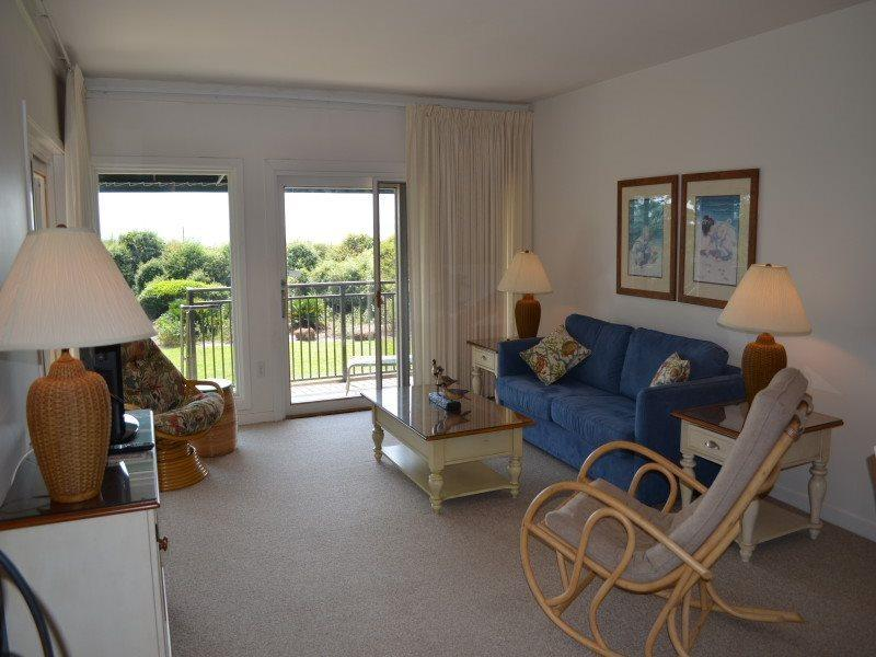 1824 Beachside Tennis - Image 1 - Hilton Head - rentals