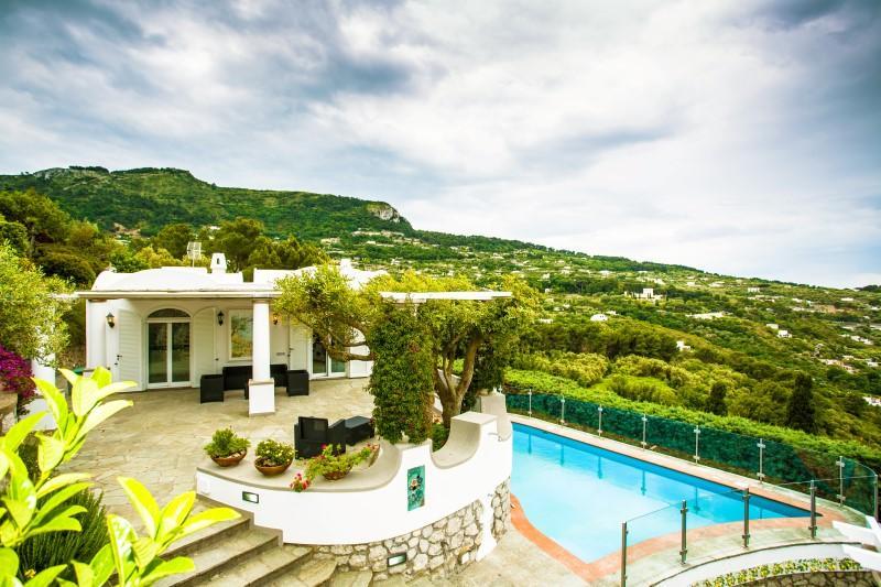 Villa Divina - Villa Divina - Anacapri - rentals