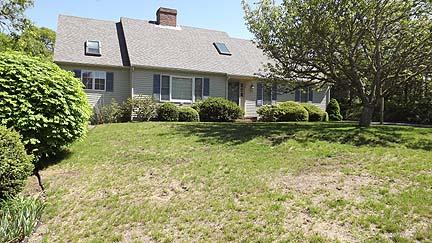 Front of House - South Chatham Cape Cod Vacation Rental (10002) - South Chatham - rentals