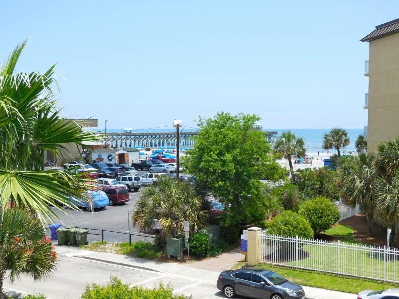 Ocean View - Pier Pointe Villas B202 - Folly Beach, SC - 3 Beds BATHS: 3 Full - Folly Beach - rentals