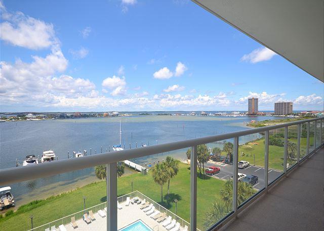 Sabine Yacht & Racquet 6A - Image 1 - Pensacola Beach - rentals