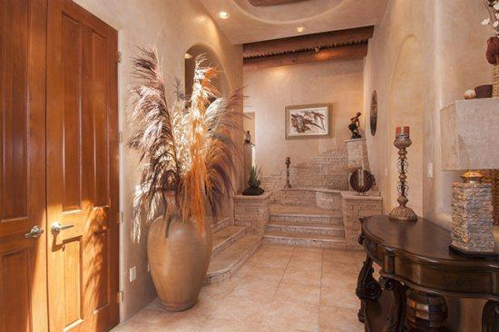 Entrance Fountain  - Vista de Santa Fe - Santa Fe - rentals