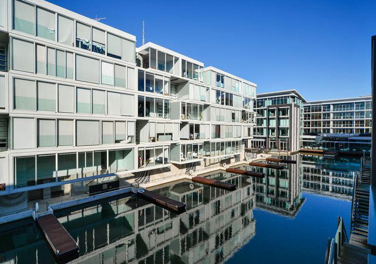 Penthouse apartment is located in the Stratis Block - Penthouse 1 Bedroom Apartment Viaduct Harbour, Auckland - Auckland - rentals