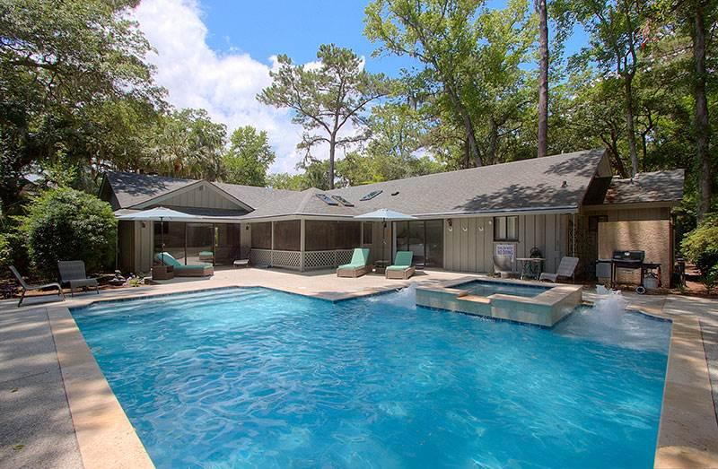 Wagon Road 14 - Image 1 - Hilton Head - rentals