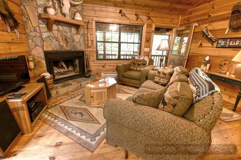 Laughing Hippo - Laughing Hippo, 2 Bedrooms, Blue Ridge - Ellijay - Ellijay - rentals