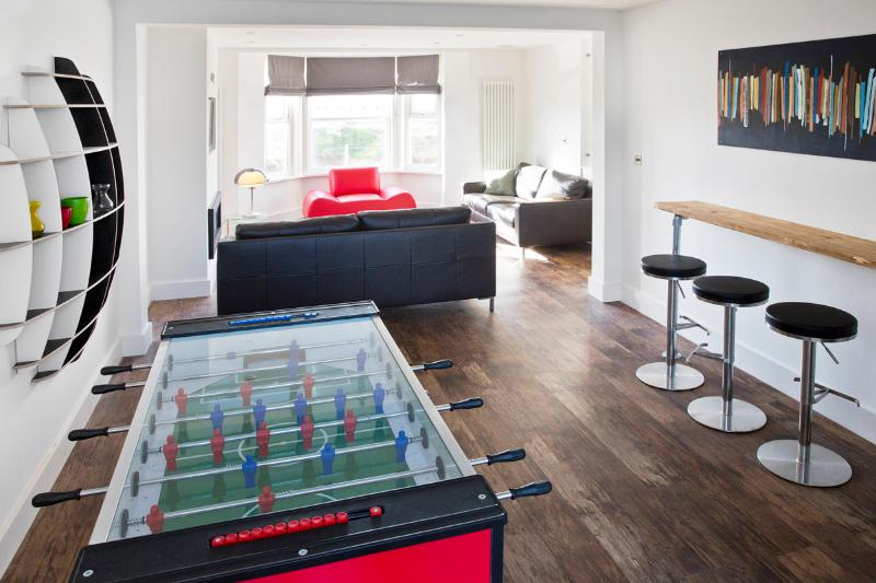 Enormous double reception entertaining area - Zone9Newquay - Newquay - rentals