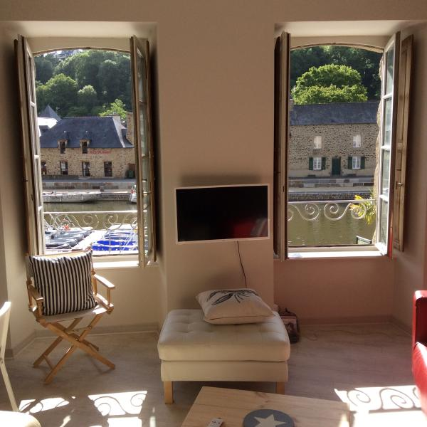 Apartement au Port-Stylish apartment in Dinan A009 - Image 1 - Dinan - rentals