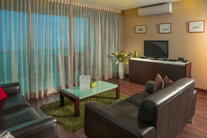 Panama City Sunrise 3BR Business Apartment - Image 1 - Panama City - rentals