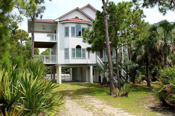 4C & SAND - Image 1 - Saint George Island - rentals