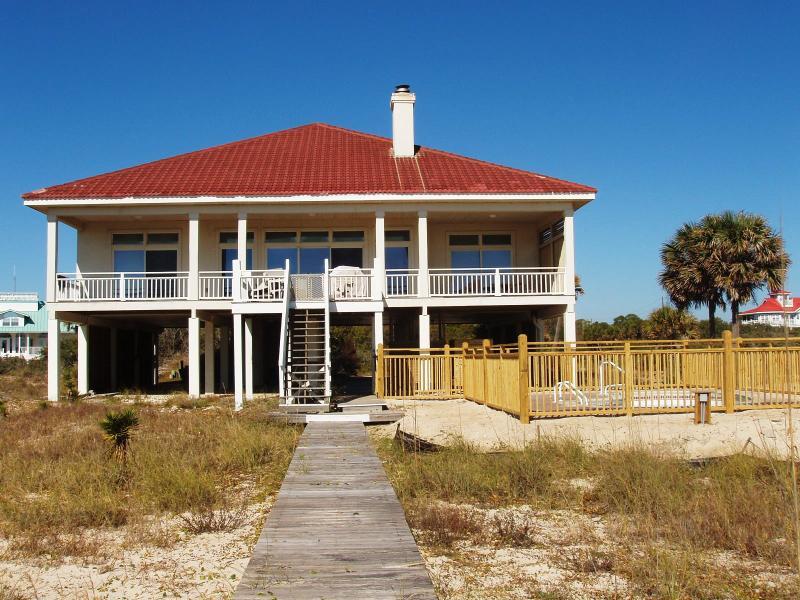 CASA DEL SOL - Image 1 - Saint George Island - rentals