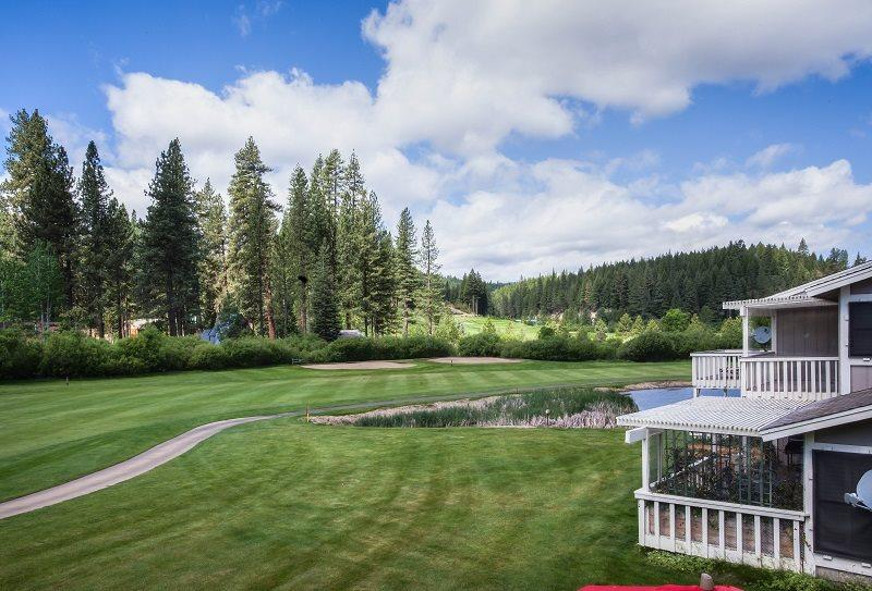 #10 ASPEN Views to the golf course.! $215.00-$240.00 DATES AND NUMBER OF NIGHTS (plus county tax, SDI, cleaning fee and processing fee) - Image 1 - Graeagle - rentals