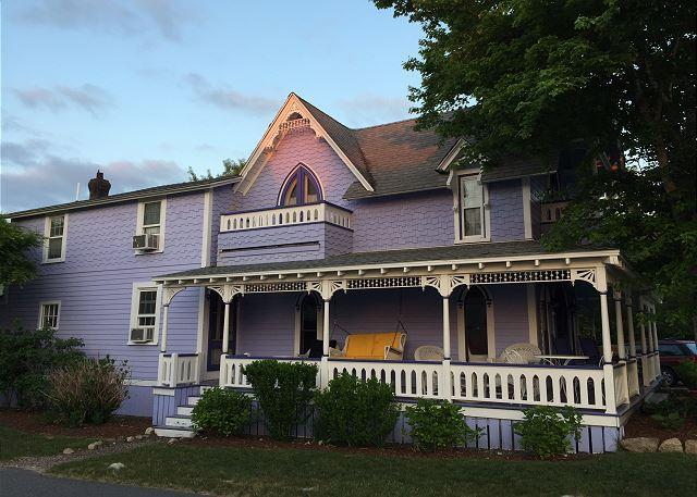 OAK BLUFFS VICTORIAN ONE BLOCK FROM BEACH, TWO BLOCKS FROM TOWN! - Image 1 - Oak Bluffs - rentals
