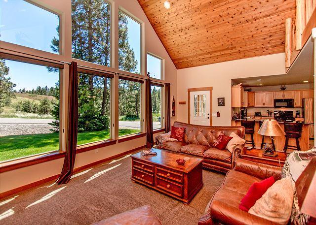 Elk Ridge Chalet - Upscale Cabin in Roslyn Ridge *Free Nights* Slps 8 | WiFi! - Roslyn - rentals