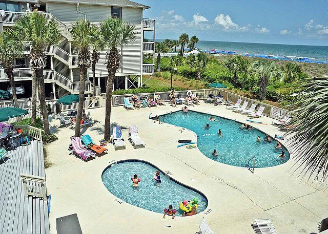 Breakers 322 - 3rd Floor 1 Bedroom Condo in North Forest Beach - Image 1 - Hilton Head - rentals