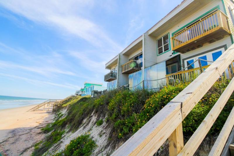 Comfortable oceanfront condo w/ ocean views & easy beach access - dogs ok! - Image 1 - Saint Augustine - rentals