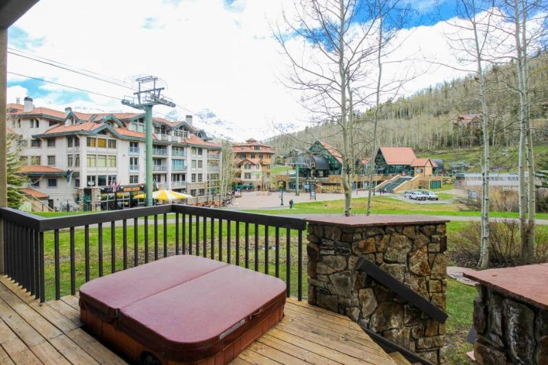 Ski-in/out condo w/private hot tub & in-home steam room/sauna! - Image 1 - Telluride - rentals