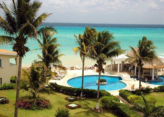 The View from Xaman Ha 7117 - Penthouse! Oceanfront 3 bedroom  in Xaman Ha (XH7117) - Playa del Carmen - rentals