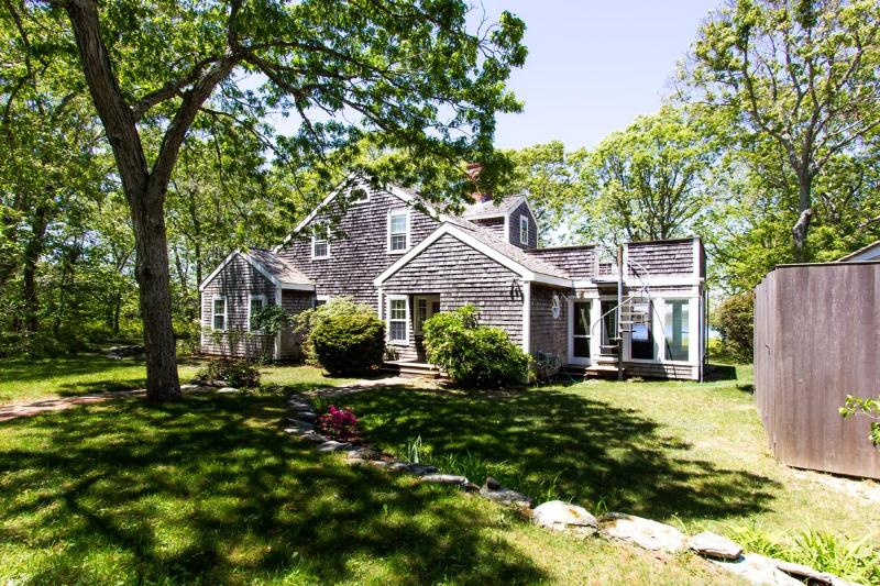 SANBG - Gorgeous Waterviews, set in private Mink Meadows Golf Course Community - Image 1 - Vineyard Haven - rentals