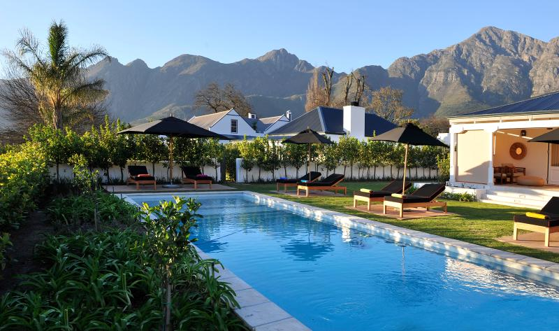 Le Colonial - Four Bedroom - Image 1 - Franschhoek - rentals