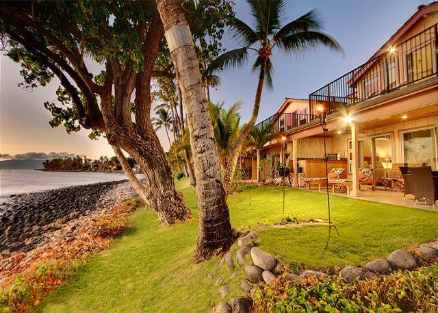 Our Backyard! - 58-2 Elegant Oceanfront - Lahaina - rentals