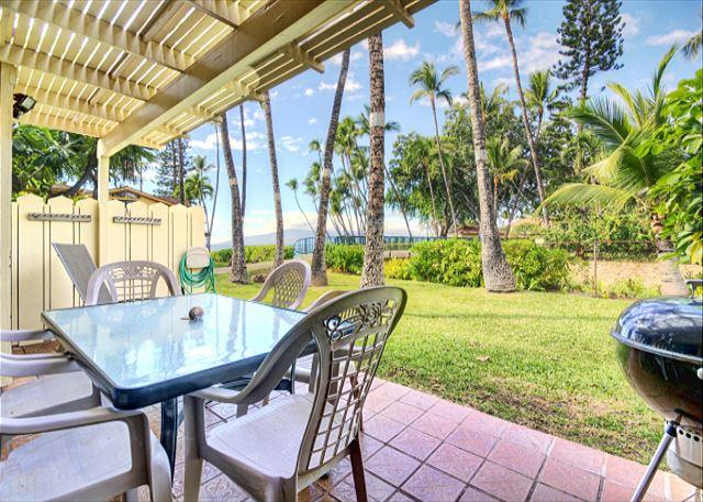 Lanai - Location,  to Ocean Pool and the Beach - Lahaina - rentals