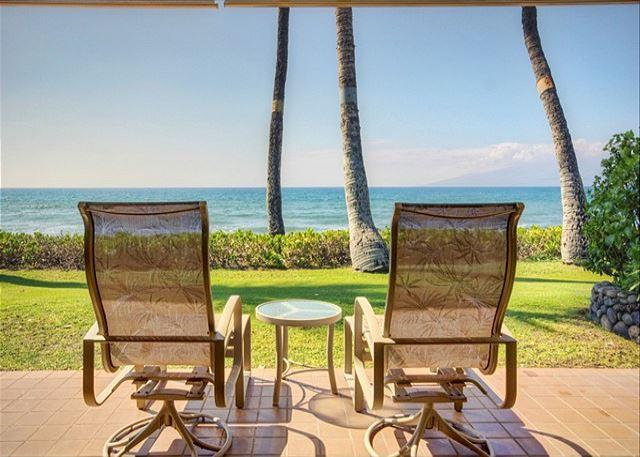 Remarkable Oceanfront Living   Awesome Location - Image 1 - Lahaina - rentals