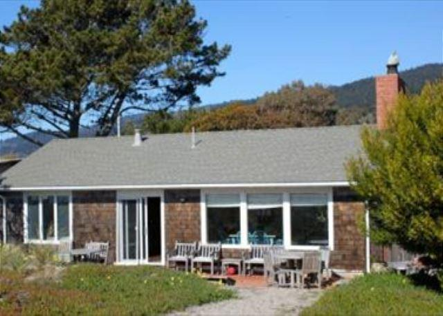 Oceanfront Home in the gate guarded community of Seadrift - Image 1 - Stinson Beach - rentals