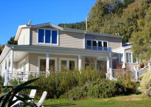 Large estate like home with ocean views, gardens and a private pool! - Image 1 - Stinson Beach - rentals