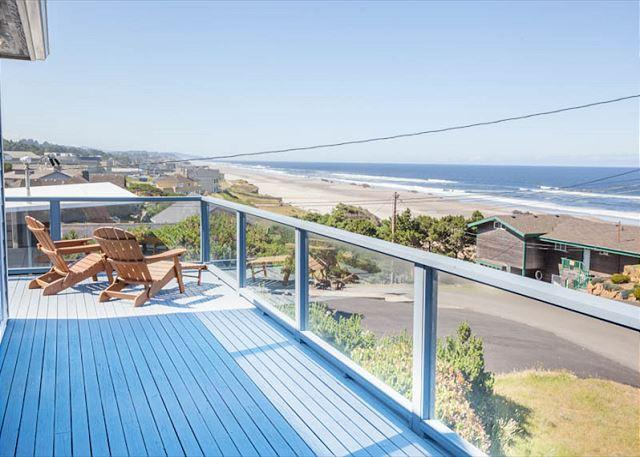 Easy Beach Access with Incredible Ocean Views in Roads End! - Image 1 - Lincoln City - rentals