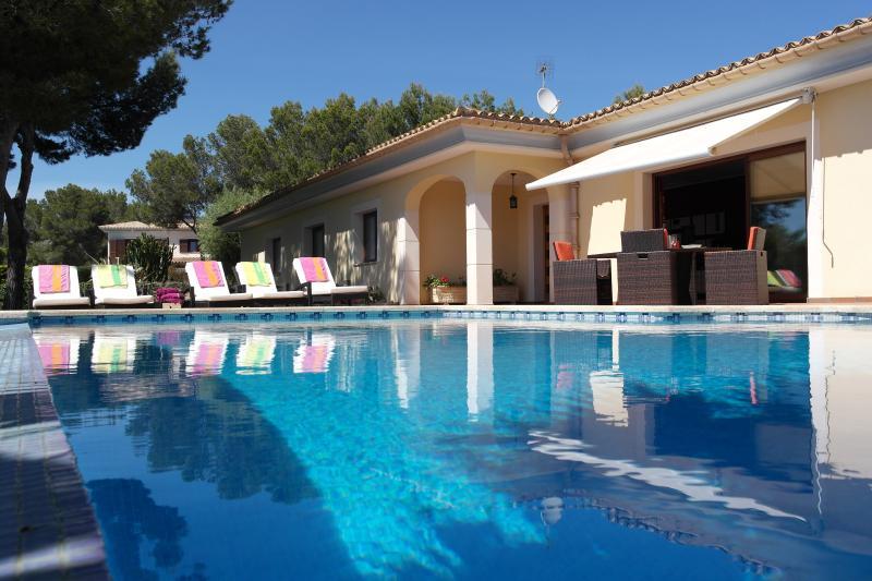 Luxurious Villa Mallorca Sol - Image 1 - Sol de Mallorca - rentals