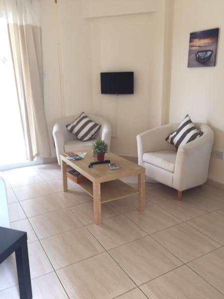 5 Ground Floor 1 Bedroom Apartment Kato Paphos - Image 1 - Lachi - rentals