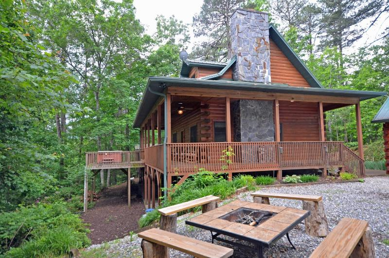 Forest Lake Cabin - Image 1 - Bryson City - rentals