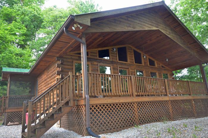 Dream Circle Cabin - Image 1 - Bryson City - rentals