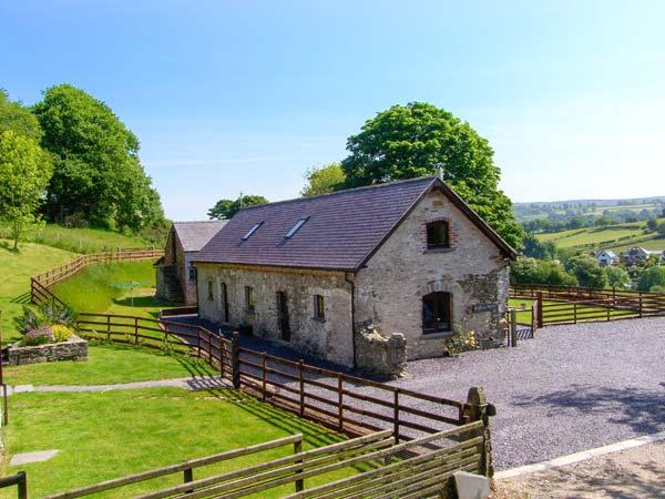 BOFFINS BARN AT PEN ISA CWM, detached, woodburning stove, excellent walking, in Nannerch, Ref 915596 - Image 1 - Nannerch - rentals