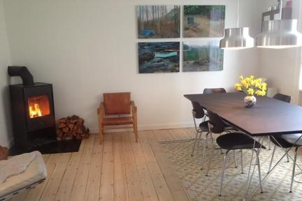 Cosy Apartment with a Fireplace and two Large Balconies  - 5056 - Image 1 - Copenhagen - rentals