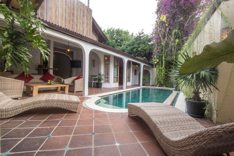 Villa Dominique - Legian - 3 Bedrooms - Image 1 - Seminyak - rentals